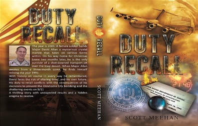 Duty Recall front & back