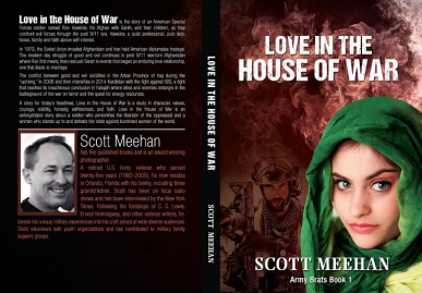 Love in the house of war cover