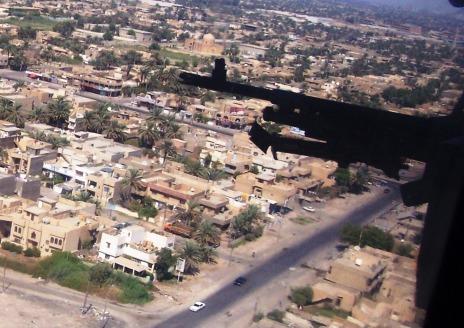 007 Baghdad below